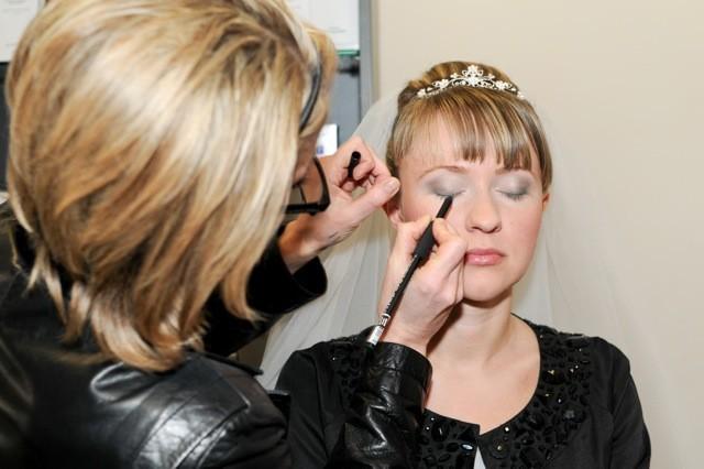 Make Up für die Arbeit