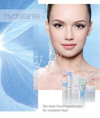 Jean d´Arcel Hydratante gegen trockene Haut