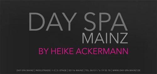 Der Day Spa Mainz Geschenkgutschein!