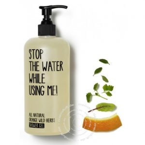 stop the water